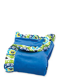 Waverly® Solar Flair Ruffled Receiving Blanket