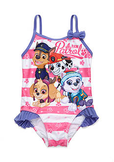 Nickelodeon™ Paw Patrol 1-Piece Swimsuit Toddler Girls