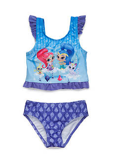 Nickelodeon™ Shimmer And Shine 2-Piece Bikini Set Toddler Girls