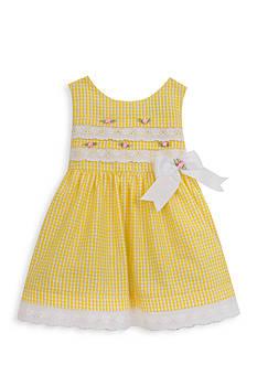 Rare Editions Seersucker Dress