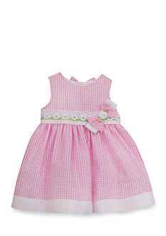 Rare Editions Seersucker Dress Toddler Girls