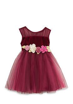 Rare Editions Tulle Ballerina Dress Toddler Girls