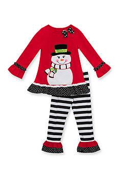 Rare Editions Snowman Set Toddler Girls