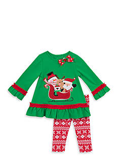 Rare Editions Holiday Friends Set Toddler Girls