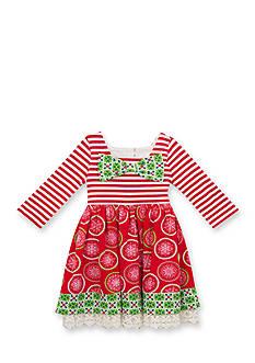Rare Editions Counting Daisies Holiday Dress