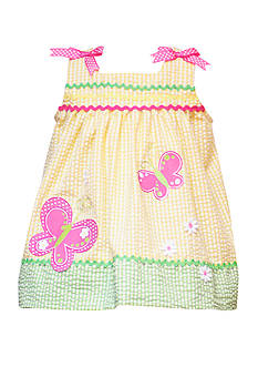 Rare Editions Infant Girl Butterfly Sundress