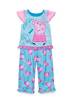 Peppa Pig™ 2-Piece Character Pajama Set Toddler Girls