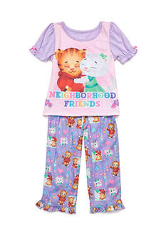 Daniel Tiger's Neighborhood 'Neighborhood Friends' 2-Piece Pajama Set Toddler Girls