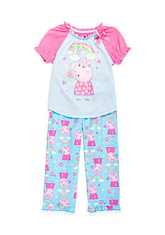 Peppa Pig™ Peppa Pig 2-Piece Pajama Set Toddler Girls