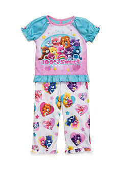 Care Bears™ Pajamas 2-Piece Set Toddler Girls