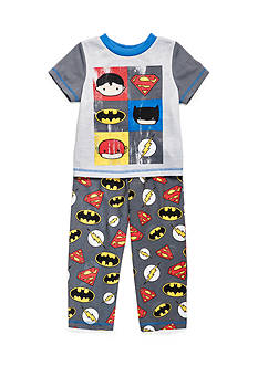 Komar Kids Justice League 2-Piece Pajama Set Toddler Boys
