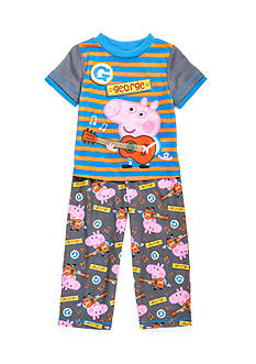 Peppa Pig™ George Pig 2-Piece Pajama Set Toddler Boys