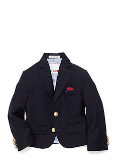 IZOD 2 Button Basic Blazer Toddler Boys