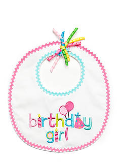 Mud Pie® Birthday Girl Bib