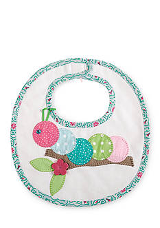 Mud Pie® Caterpillar Bib