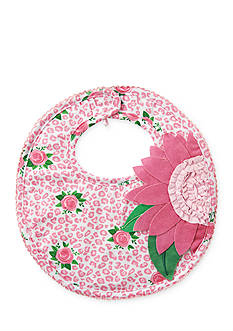 Mud Pie® Rose Bib