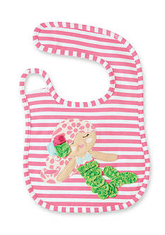 Mud Pie® Mermaid Bib