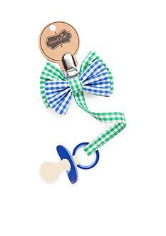 Mud Pie® Bow Tie Pacifier Clip