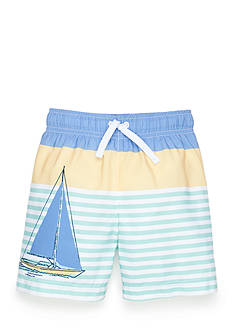 J Khaki™ Swim Trunks Toddler Boys