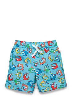 J. Khaki Swim Trunks Toddler Boys