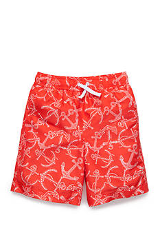 J. Khaki Swim Trunks Toddler Boys