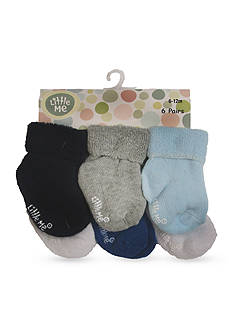 Little Me 6-Pack Sock Set