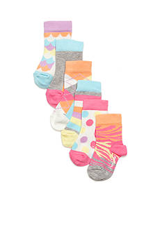 Happy Socks 6-Pack Multi-Print Socks Box Set