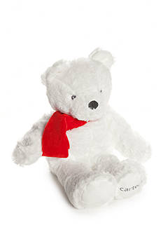 Carter's® Holiday Bear Plush