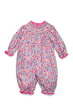 Petit Ami Floral Patterned Coverall