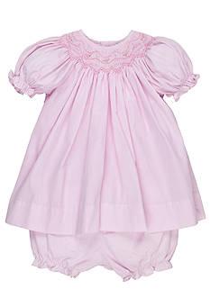 Petit Ami Smocked Gingham Dress