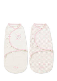 SwaddleMe 2-Pack Small Original Thank Heaven Swaddle