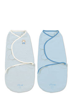 SwaddleMe 2-Pack Small Original Blue Bear Swaddle