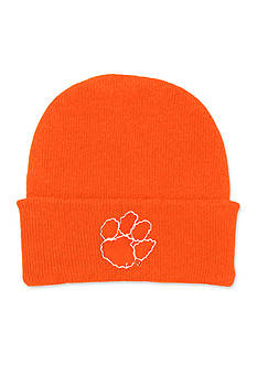 Two Feet Ahead Clemson Tigers Knit Cap