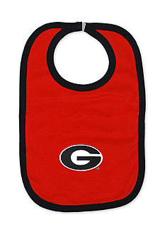 Two Feet Ahead Georgia Bulldogs Bib