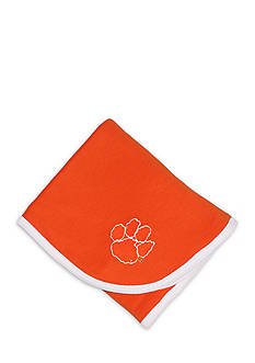 Two Feet Ahead Clemson Tigers Blanket