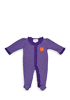 Two Feet Ahead Clemson Tigers Diamond Footie