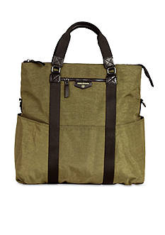 TWELVElittle 3-In-1 Fold-Over Tote Diaper Bag