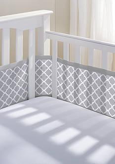 BreathableBaby® Mesh Printed Crib Liner