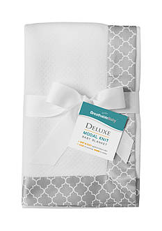 BreathableBaby® Moroccan Design Modal Blanket