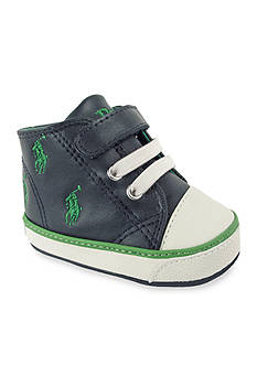Ralph Lauren Childrenswear Bal Harbour Cap Toe Shoes