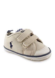 Ralph Lauren Childrenswear Canvas Carlisle EZ Sneaker