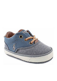 Ralph Lauren Childrenswear Vaughn II Canvas Sneaker