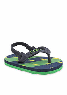 Ralph Lauren Childrenswear Amino Thong Sandal