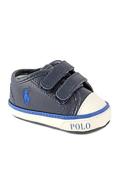 Ralph Lauren Childrenswear Daymond EZ Sneaker