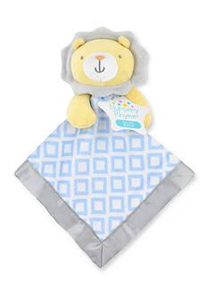 Nursery Rhyme Blue Lion Security Blanket