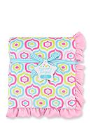 Nursery Rhyme® Rainbow Plush Blanket
