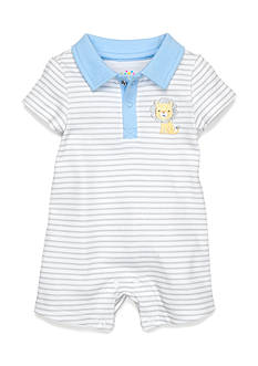 Nursery Rhyme Striped Lion Romper