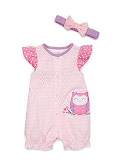 Nursery Rhyme® 2-Piece Owl Belle Jumper Set