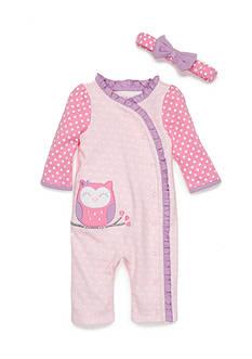 Nursery Rhyme 2-Piece Owl Sleep Set