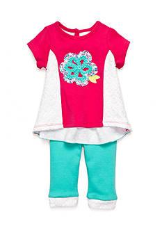 Nursery Rhyme 2-Piece Tunic and Leggings Set